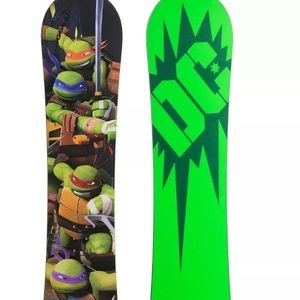 DC Teenage Mutant Ninja Turtle Snowboard 121 cm